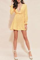 For Love & Lemons Chiquita Embroidered Dress