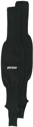 MSGM Sleeve Warmers