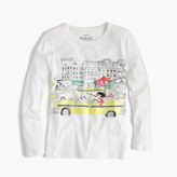 J.Crew Girls' Olive in an NYC taxi T-shirt