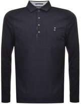 Ted Baker Denn Polo T Shirt Navy