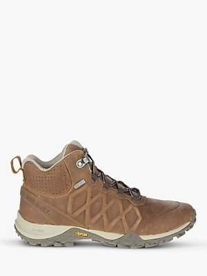 Merrell Siren 3 Peak Mid Women's Waterproof Walking Shoes, Earth