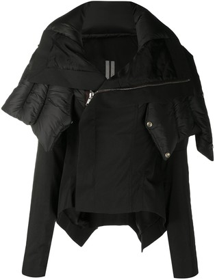 Rick Owens Multi-Layered Jacket