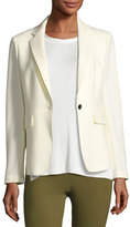 Rag & Bone Wool Club Jacket, White
