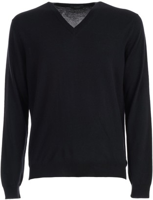 Zanone Sweater V Neck