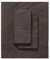 Melange Home Double Pleat Solid Sheet Set