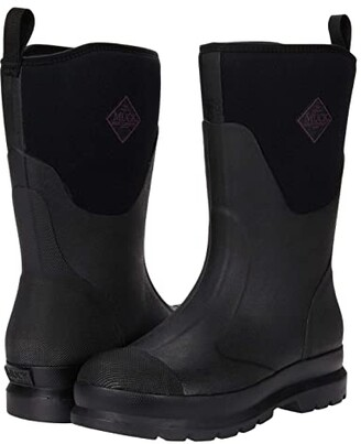The Original Muck Boot Company Chore Mid (Black) Women's Shoes