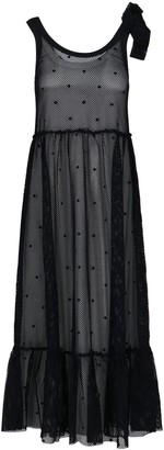 RED Valentino Tulle Layered Dress