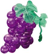 3D Crystal Grapes Puzzle