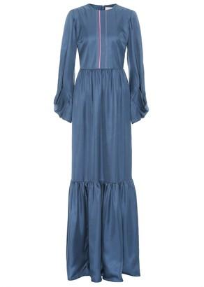 Roksanda Elvira silk-satin dress