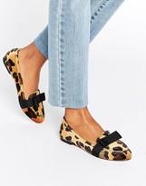 Asos MIRANDA Bow Loafers