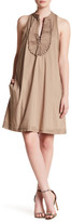 BCBGMAXAZRIA Sleeveless Woven Dress