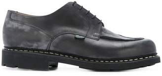 Paraboot chunky sole derby shoes