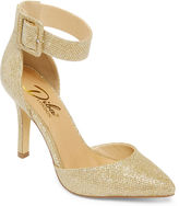 DIBA LONDON Diba London Pizazz Ankle-Strap Pumps