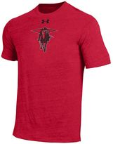 Under Armour Men's Texas Tech Red Raiders Triblend Tee