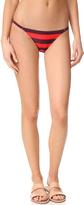 Solid & Striped The Morgan Stripe Bikini Bottoms
