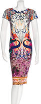 Mary Katrantzou Floral Print Sheath Dress