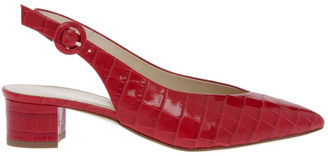 Innovare Made in Italy Milena Red Heeled Shoe