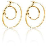 Jenny Bird Women's Rise Hoop Earrings