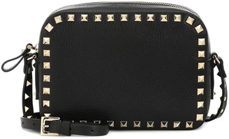 Valentino Rockstud leather crossbody bag