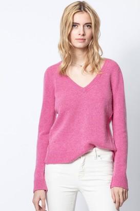 Zadig & Voltaire Sourca Cachemire Sweater
