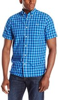 Fred Perry Men's Bold Gingham Shirt