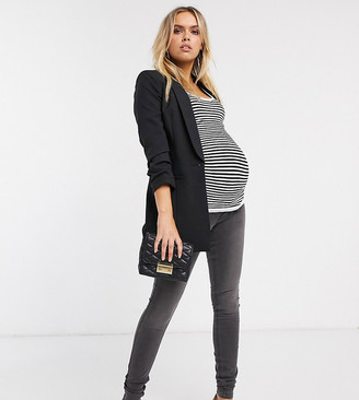 Mama Licious Mamalicious skinny jeans