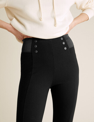 Marks and Spencer Jersey High Waisted Leggings