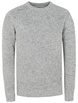 George Chunky Knit Crew Neck Jumper