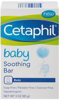 Cetaphil Gentle Cleansing Antibacterial Bar for Skin