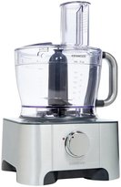 Kenwood 12-Cup Induction Motor Food Processor with Scale - Silver