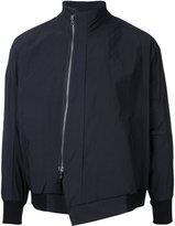 Niløs asymmetric zip jacket - men - Nylon/Polyester - 1