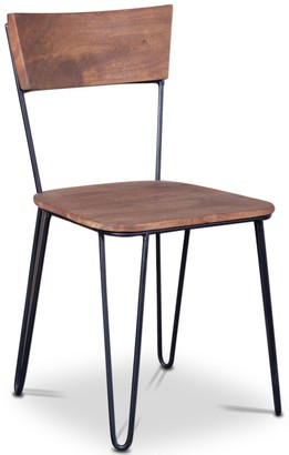 Apt2B Angeles Crest Live Edge Dining Chair NATURAL - SET OF 2
