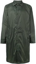 Officine Generale button-up coat - men - Nylon/Polyamide - M