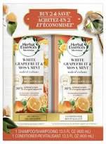 Herbal Essences Bio Renew Naked Volume White Grapefruit & Mosa Mint Buy 2 and Save - 27oz