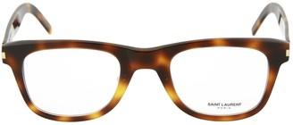 Saint Laurent Square/Rectangle Optical Frames