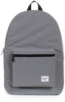 Herschel Packable Daypack Bag Metalic Grey