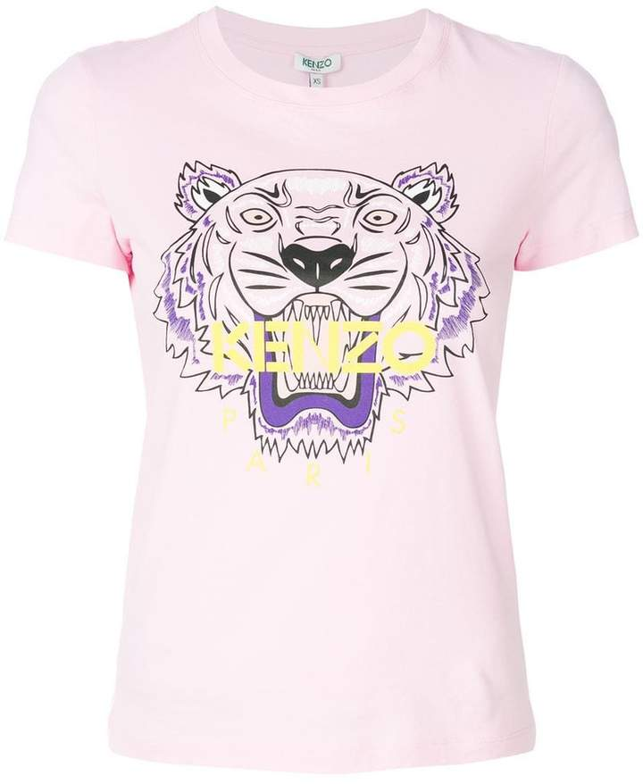 16a07486 Kenzo Pink Tops For Women - ShopStyle UK