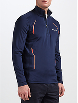 Polo Golf By Ralph Lauren Rlx Stretch Jersey Pullover Top, French Navy