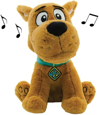 Scooby-Doo Movie Line - 11'' Singing & Talking Plush