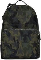 Valentino Green Camustars Backpack
