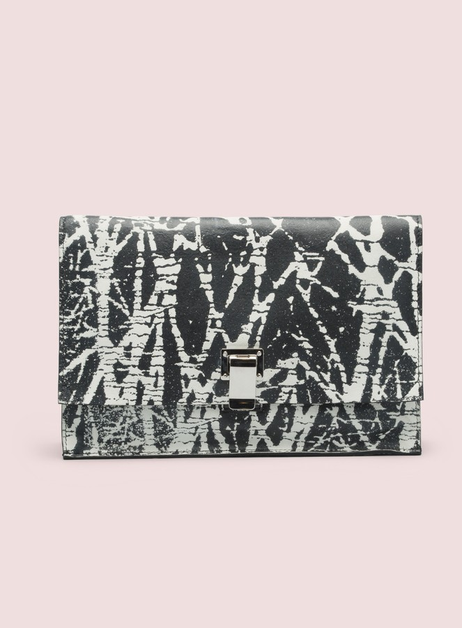 Proenza Schouler Small Lunch Bag Printed