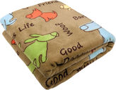B. Smith Park PB Paws by Park Dog Show Printed Throw