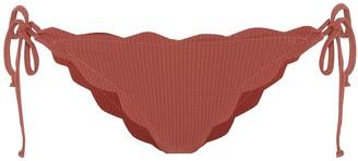 Marysia Swim Scalloped bikini bottoms
