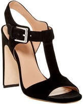 Halston Vera T-Strap Sandal