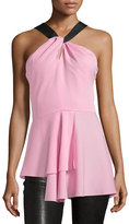 Novis The Kirby Layered Halter Top