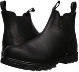 Wolverine I-90 Romeo CarbonMAX Boot (Black) Men's Work Pull-on Boots