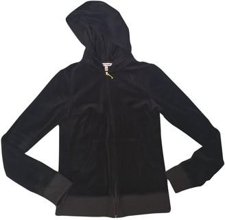 Juicy Couture Black Velvet Jackets