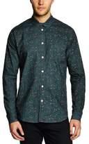 Samsoe & Samsoe Samsoe and Samsoe Men's Liam Regular Fit Button Down Long Sleeve Casual Shirt