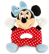 Disney Minnie Mouse Plush Rattle for Baby