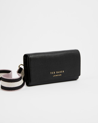 Ted Baker KATIYYA Purse With Branded Webbing Strap